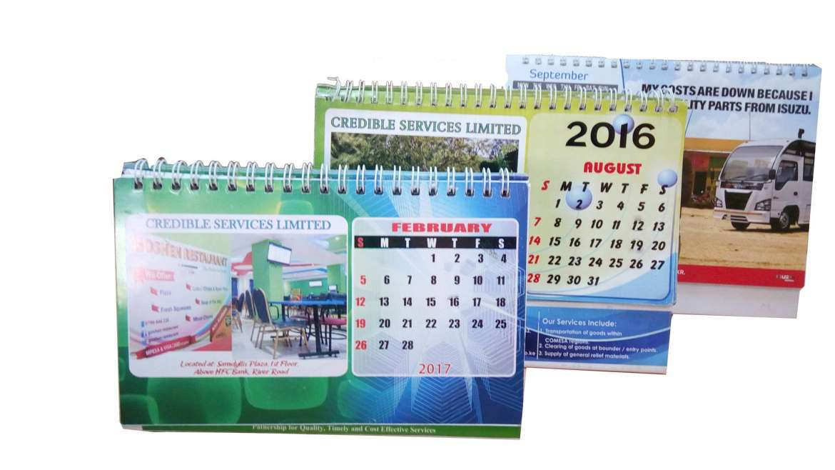 HOW TO EXECUTE A PROFESSIONAL MARKETING CAMPAIGN WITH BRANDED CALENDARS